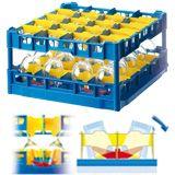 50x50 - Gläser Racks - Schrägsteller