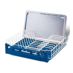 Fries Tablettkorb blau NK GN 1/1 - OTE