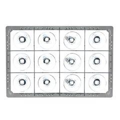 Fries Rack Korb SN für 12 Gläser Glashöhe bis 115 mm