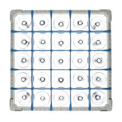 Fries Rack Korb S für 25 Gläser Glashöhe bis 115 mm