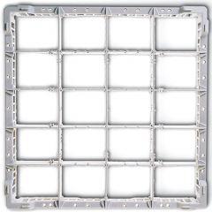 Fries Rack Korb LA für 20 Gläser Glashöhe bis 65 mm